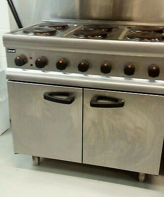 VGC Commercial Kitchen Electric Cooker Oven - GR8 Quality