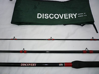Abu Garcia Discovery Match Float/Swing tip/Ledger Fishing Rod 3pc 11ft / 335 cm
