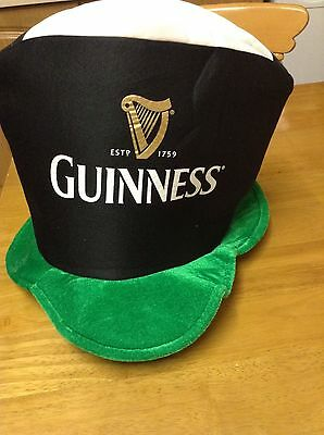 Guiness Novelty hat