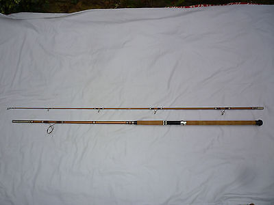 Vintage Abu Garcia Antlantic Zoom Spinning Fishing Rod 9ft / 2.75m 18-60g 3