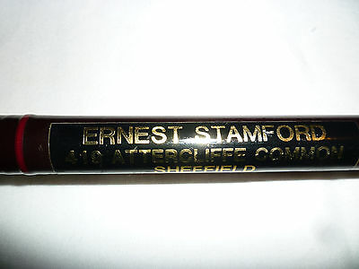 Vintage Ernest Stamford Twin Tops Ledger/Feeder Fishing Rod 2 pc 11ft / 3.35m