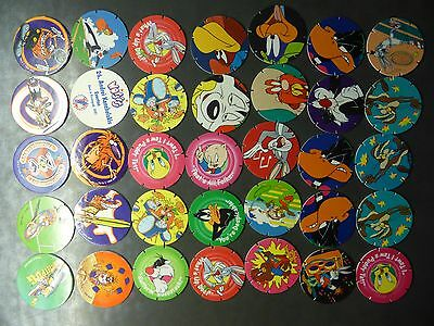 tazo pogs - star wars walkers and limited edition