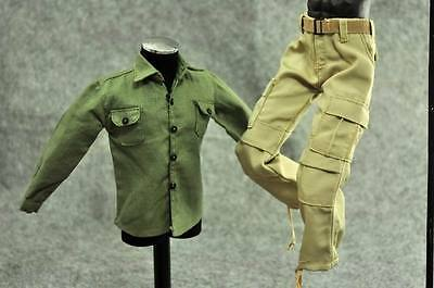 1/6 scale MARINE SOLDIER CLOTHING SET military clothing soldiers Action Figure