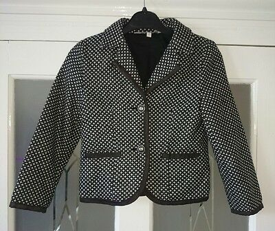 Jasper conran girls blazer jacket, size 6yrs