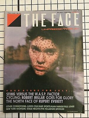 The Face Magazine, no. 63 , July 1985