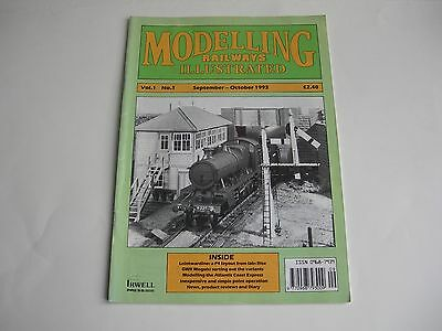 Modelling Railways Illustrated  July-August 1993