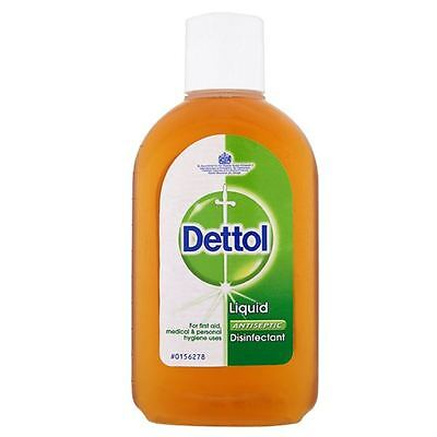 Dettol Concentrated Brown Liquid Antiseptic 500ml