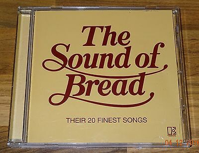 Bread - The Sound Of Bread (Their 20 Finest Songs) (CD)