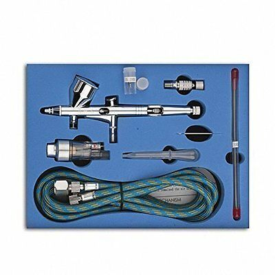 Professional Double-action Trigger Air-paint Control Multi purpose Airbrush Kit