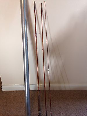 Vintage Allcocks Split Cane Fly Rod