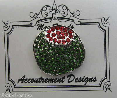 Accoutrement Designs Olive Needle Minder Magnet Mag Friends
