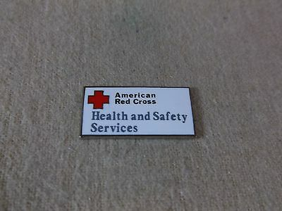 1997, Health and Safety Services pin American Red Cross