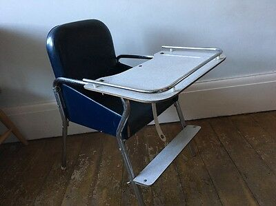 Lovely Vintage 1950's Cosco Style Baby Feeding High Chair Retro 60s Original