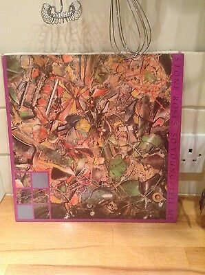"""The Stone Roses So Young 12"""" Vinyl , Mint, Very Rare THIN 001"""