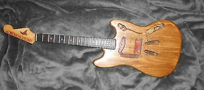 guitar fender mustang 1966 made in usa