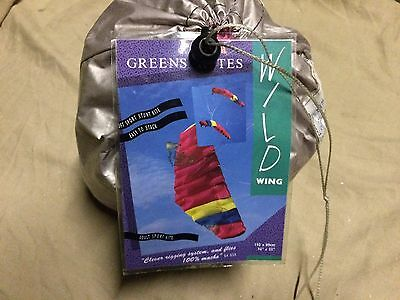 """Greens Kites vintage Wild Wing (76"""" x 32"""") new/un-used & still in factory bag"""