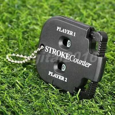Golf Stroke Shot Putt Score Counter Two Digits Display Both Can Count Up to 99