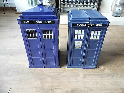 Doctor Who Trading Cards, Battles In Time/ Monster Invasion, x2 Tardis Storage