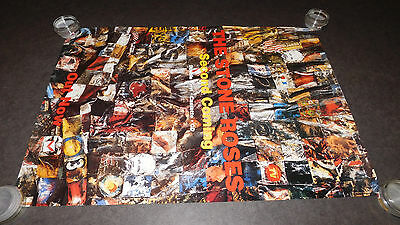 The Stone Roses- Second Coming- Promo Poster- 1994 Genuine Release