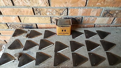 International Harvester Knife Sections In Original Box For Mowers Sickle