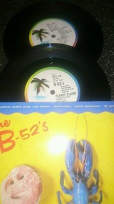 B52s rock lobster,  double single