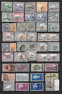 Cyprus 1938 Good Condition Used  1938 - 1960 #