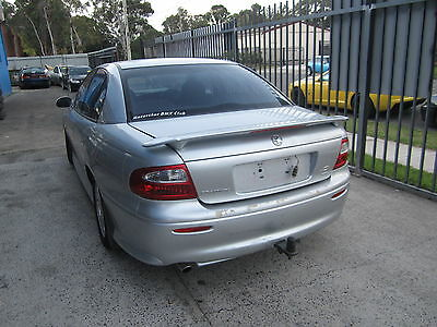Holden Commodore vx executive v6 silver colour CURRENTLY WRECKING 1WHEEL NUT
