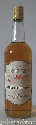 Robertsons Yellow Label - 1980s Whisky vintage 700ml