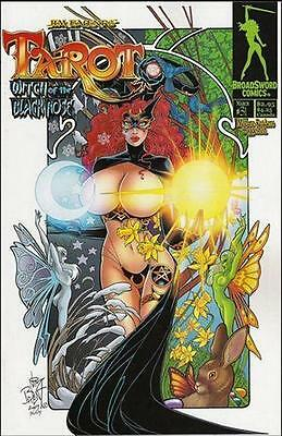 Tarot Witch of the Black Rose 31 a Broadsword Jim Balent sexy NM FREE UK POST