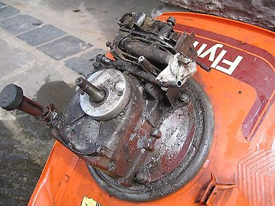 Flymo GT4 3.5hp Briggs & Stratton : Short Engine and Deck