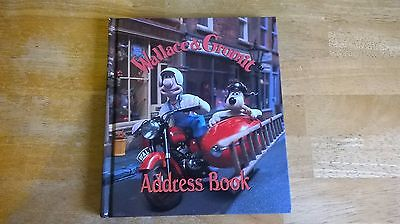 Wallace and Gromit Address Book (1996 edition)