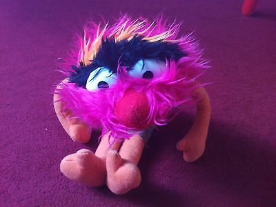 Animal from the Muppets soft toy
