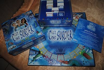 C'est Pas Sorcier Jeu De Societe Version Bleue  Power Game Lansay Gift Idea