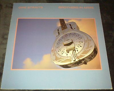 LP Dire Straits Brothers in Arms Club Edition