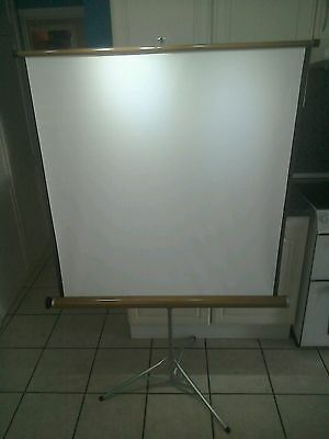 Bygone foldable and retractable  projector screen