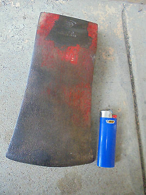 Old Tools Vintage 4 1/2Lb Diamond Axe Head