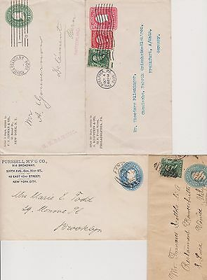 4 covers early 1900