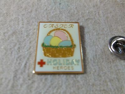 """""""EASTER"""" - an American Red Cross Blood Services Holiday Hero Donor pin"""