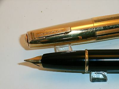 stylo plume or 18 KT WATERMAN - waterman fountain pen