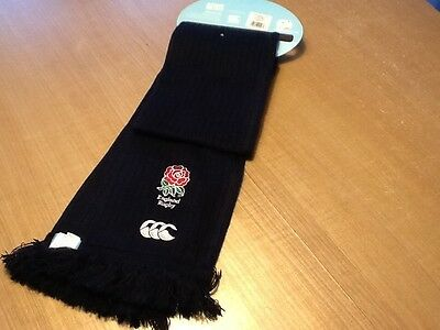 Rugby Union official England scarf by Canterbury