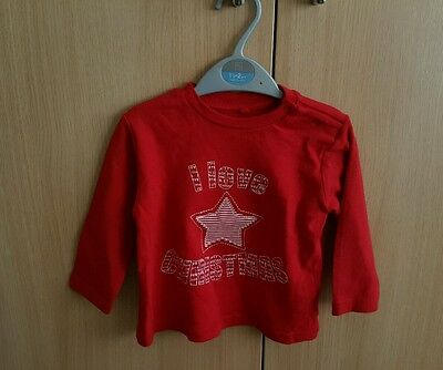 Boys 12-18mth TU Christmas top