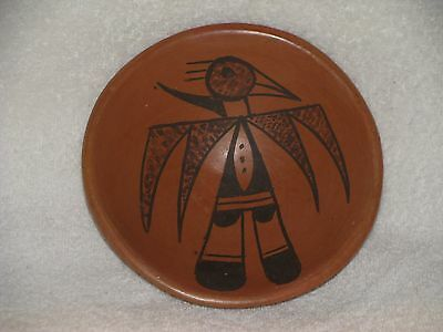 "Beautiful Hopi Bowl, Thunderbird Design, 5.5"" x 1.5"", Make Offer"
