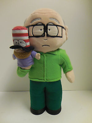 Rare South Park Mr. Garrison Plush Toy Doll Figure By Fun 4 All