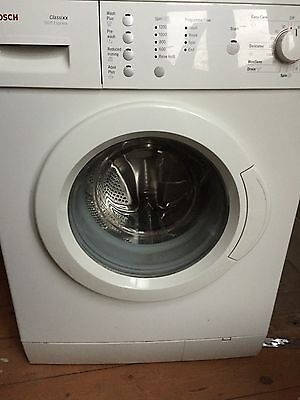 Bosch Classixx 6.kg 1200 Express Spin Washing Machine Cold Fill Excellent Cond