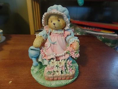 1993 Enesco Cherished Teddies Mary, Mary Quite Contrary #1604