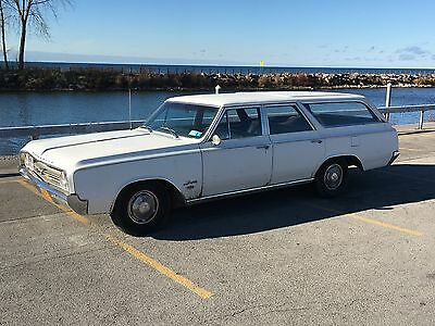 1964 Oldsmobile Other F-85 Station Wagon 1964 Oldsmobile F-85 Station Wagon, 2 Owners, 63k Miles Cool Hot Rat Rod