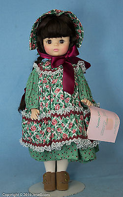 "14"" Madame Alexander Laura Ingalls Near Mint with Tag"