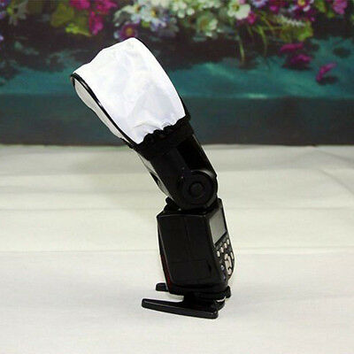 Universal Soft Flash Bounce Diffuser for Canon 580EX 430EX II/550EX/540EZ BY