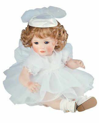 Marie Osmond Whipped Cream Doll Collectible Hand-Crafted Doll Sculpted