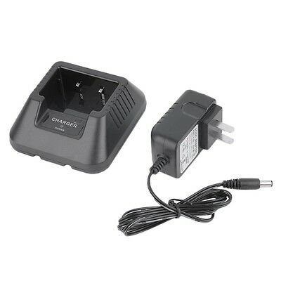 Li-ion Radio Battery Charger US Plug for Baofeng UV-5R Series Walkie Talkie BY